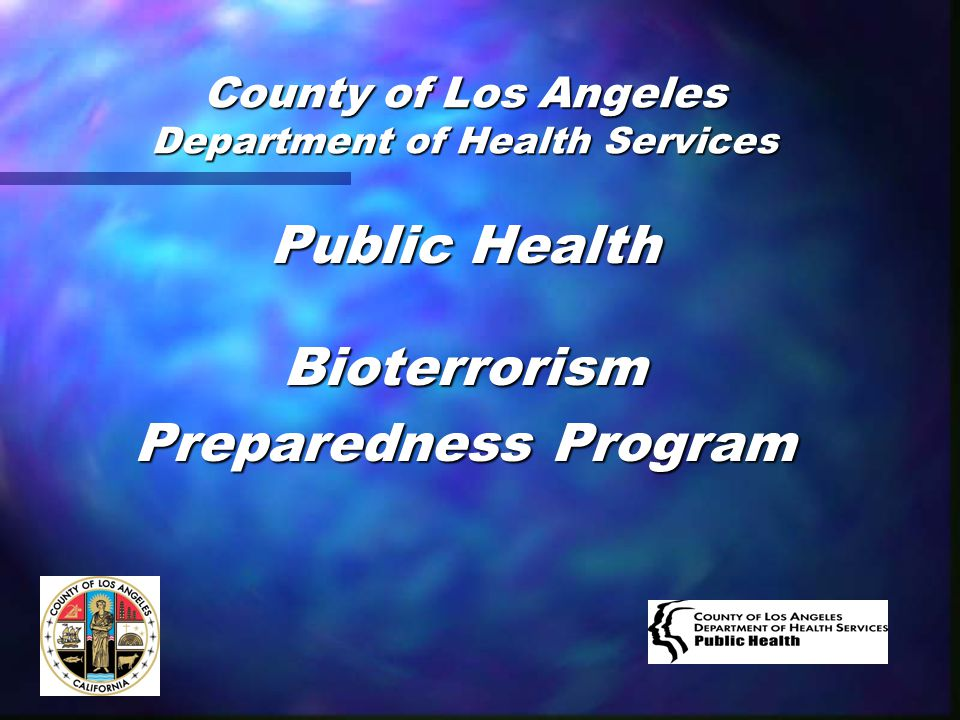 PROPOSAL OF A PLAN TO AUGMENT THE SCOPE AND FUNCTION OF THE MEDICAL RESERVE CORPS OF LOS ANGELES (CONT.) Since the County of Los Angeles encompasses a large geographic area and eleven million inhabitants, it is proposed to organize a bereavement resource in each of the already designated disaster response areas in the county .