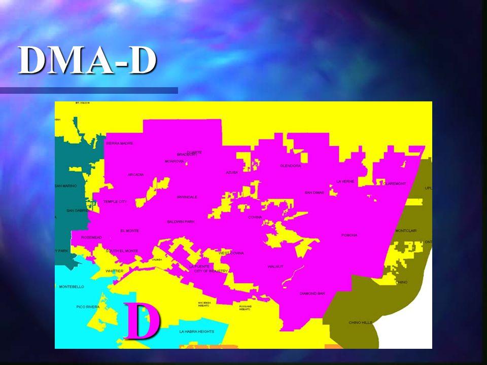 DMA-D D