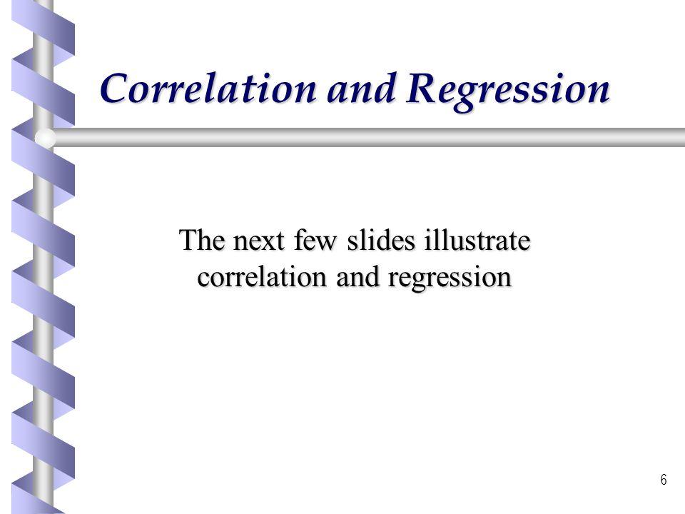 7 No Correlation
