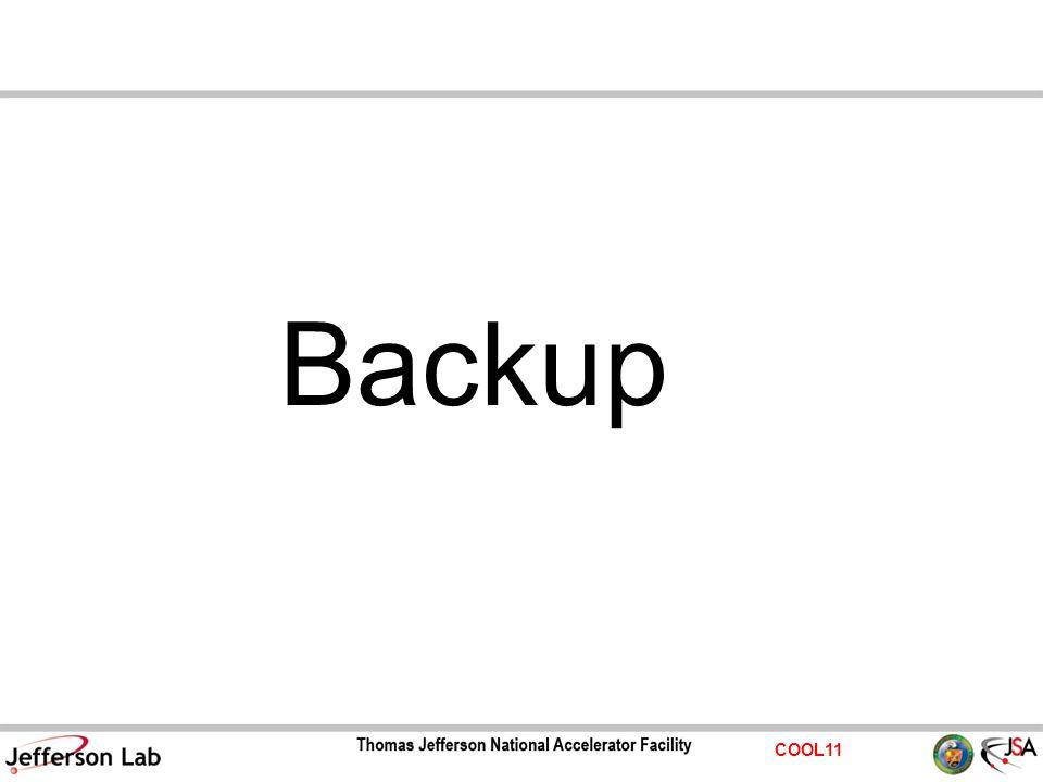 COOL11 Backup