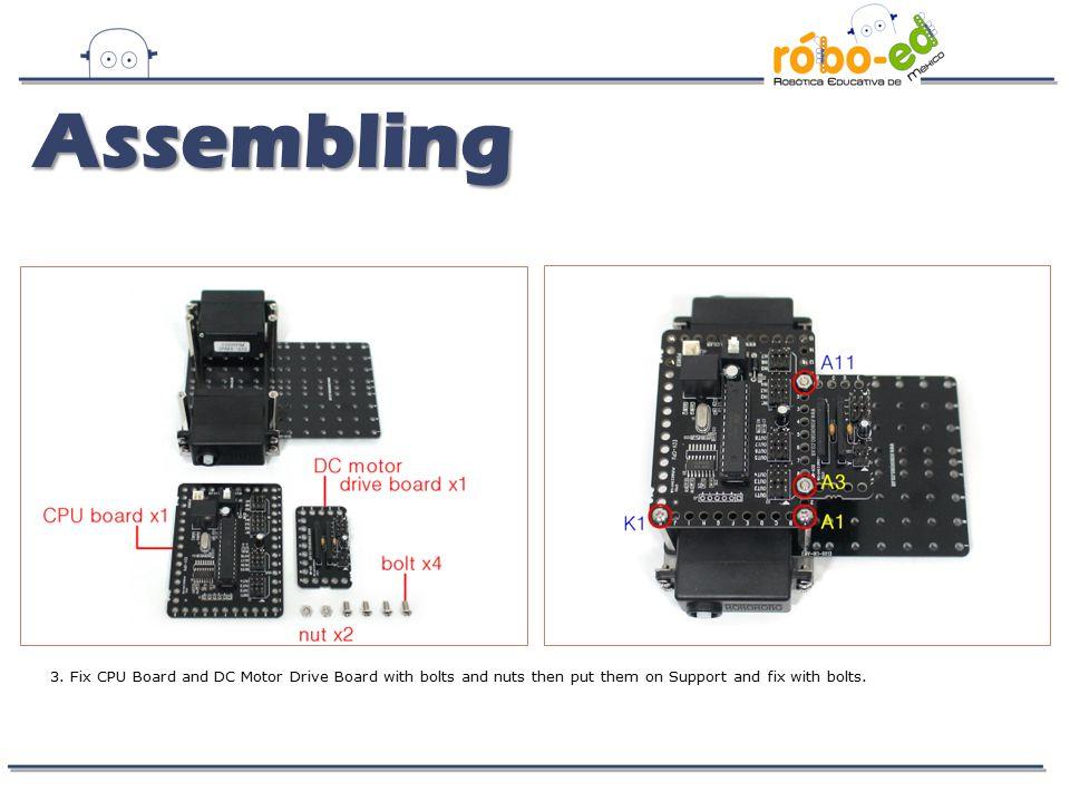 Assembling 3.