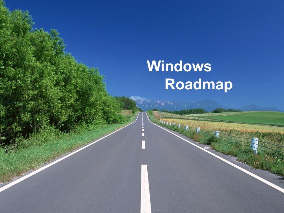 Windows Roadmap