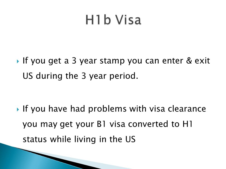  If you get a 3 year stamp you can enter & exit US during the 3 year period.  If you have had problems with visa clearance you may get your B1 visa