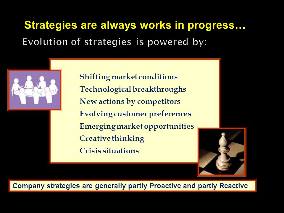 Successful firms develop bases for competitive advantage 1.