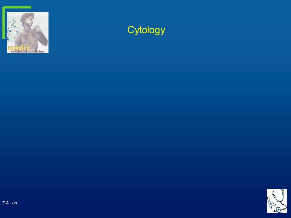 Z A CD Cytology