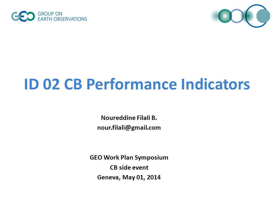 Intermediate results Did CB components within your task are.