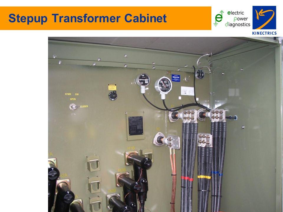 Stepup Transformer Cabinet