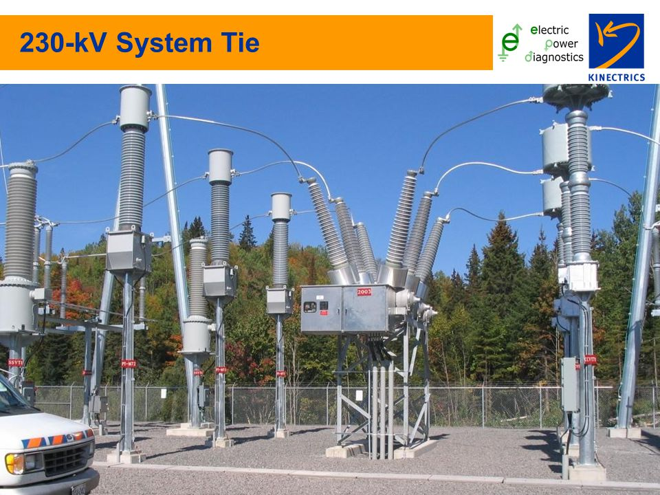 230-kV System Tie