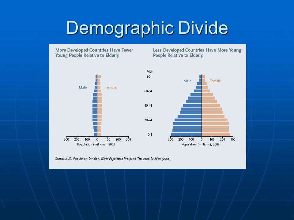 Demographic Divide