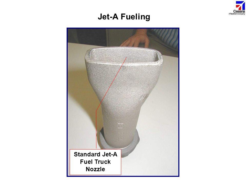 Standard Jet-A Fuel Truck Nozzle Jet-A Fueling
