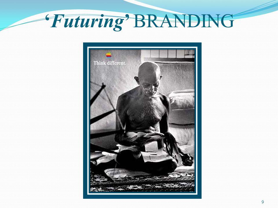 'Futuring' BRANDING 9