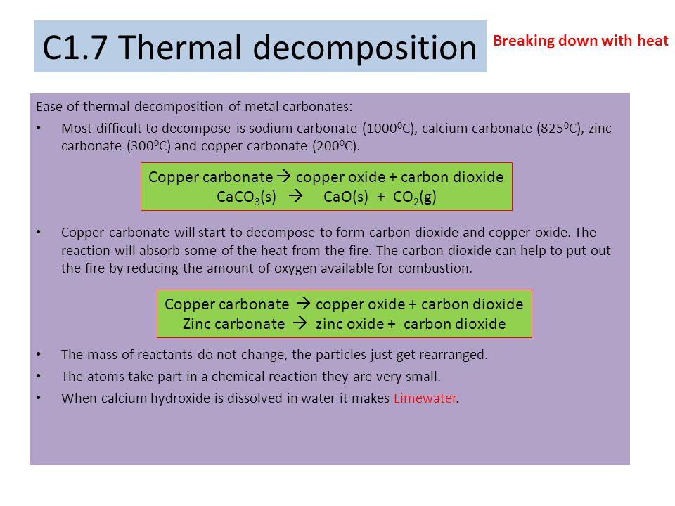 C1.26 Acid Rain Key word: Acid rain – rain that is more acidic than normal.