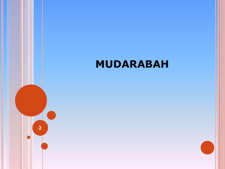 MUDARABAH 2