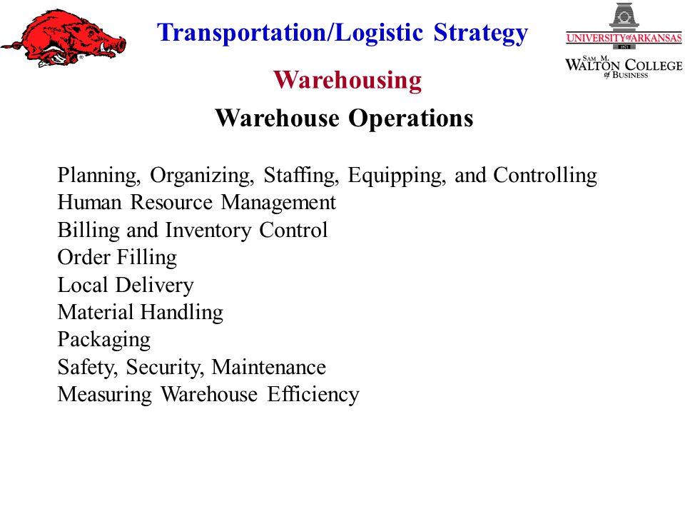 Warehousing Transportation/Logistic Strategy J.N.Devin, Cowboy After OSHA, 1972.