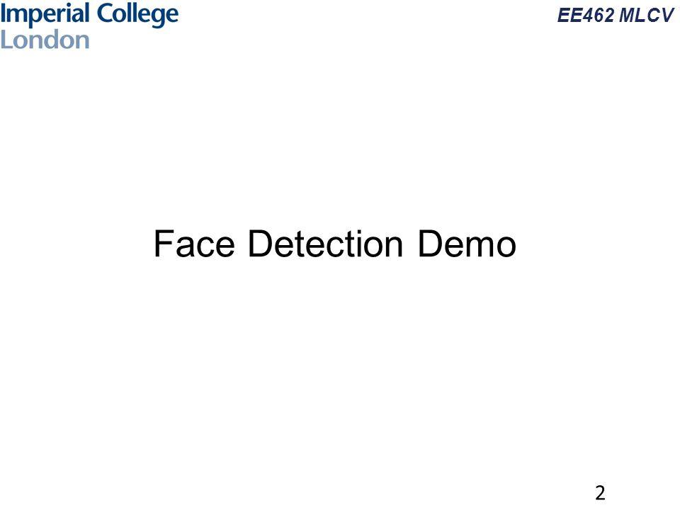 EE462 MLCV Face Detection Demo 2