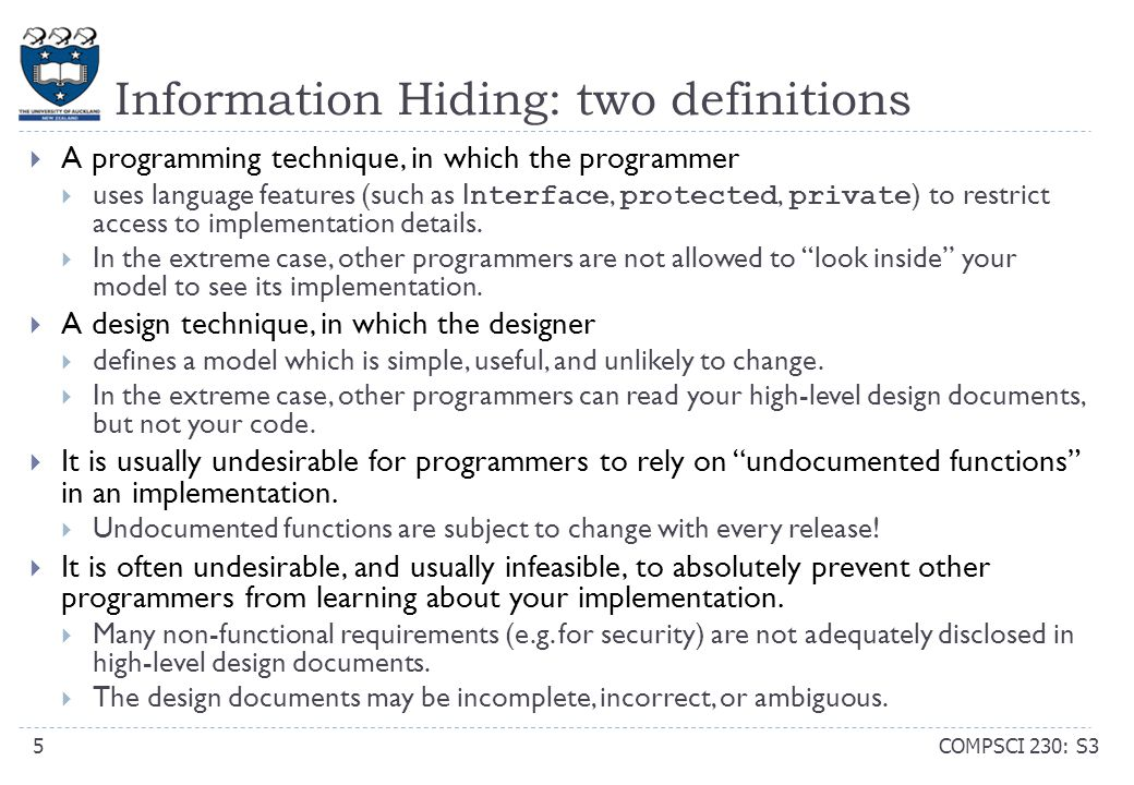 Inheritance and Instantiation COMPSCI 230: S36  Inheritance: create new classes from existing classes.