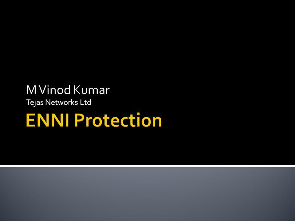 M Vinod Kumar Tejas Networks Ltd
