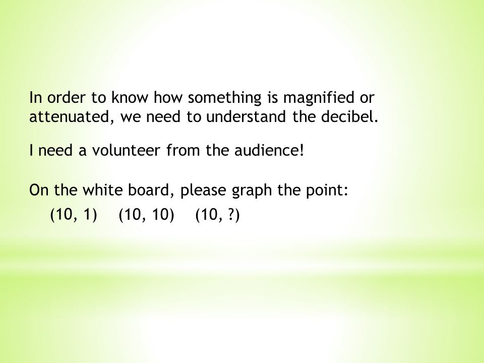 In order to shrink down the scale of the graph to fit all the points on one graph, we can use the log scale