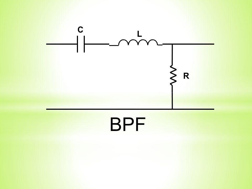 L C BPF R