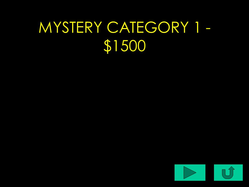 $1500 $1600 $1700 $$1700 700 $700 $1700 $1800 $1900 MysteryCategory2 MysteryCategory3MysteryCategory4MysteryCategory5MysteryCategory6MysteryCategory1