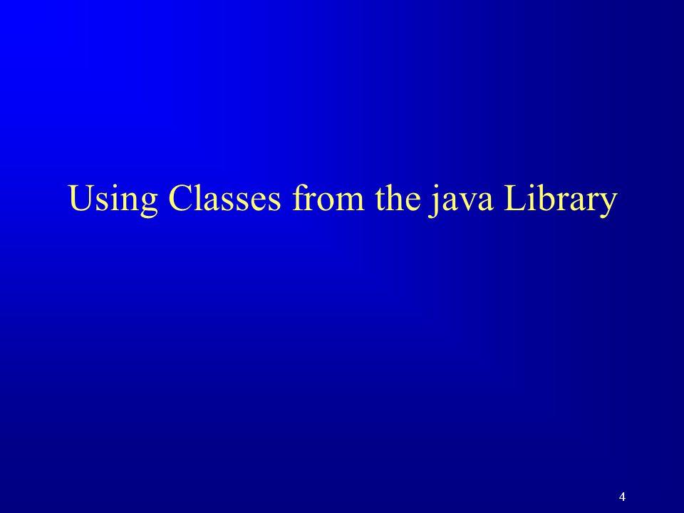 15 Trace Code JFrame frame1 = new JFrame(); frame1.setTitle( Window 1 ); frame1.setSize(200, 150); frame1.setVisible(true); JFrame frame2 = new JFrame(); frame2.setTitle( Window 2 ); frame2.setSize(200, 150); frame2.setVisible(true); reference frame1 : JFrame title: Window 1 width: 200 height: 150 visible: true Set visible property animation