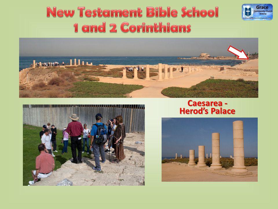 Caesarea - Herod's Palace