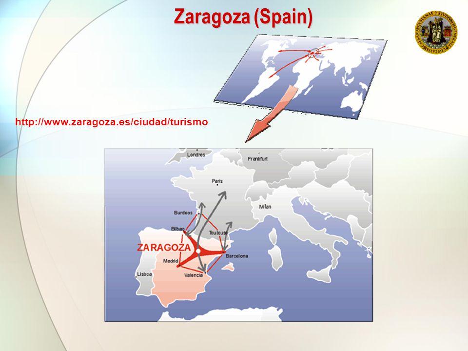 http://www.zaragoza.es/ciudad/turismo Zaragoza (Spain)