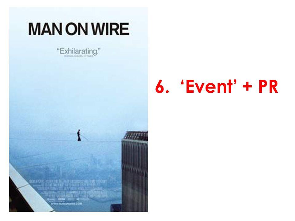 6. 'Event' + PR