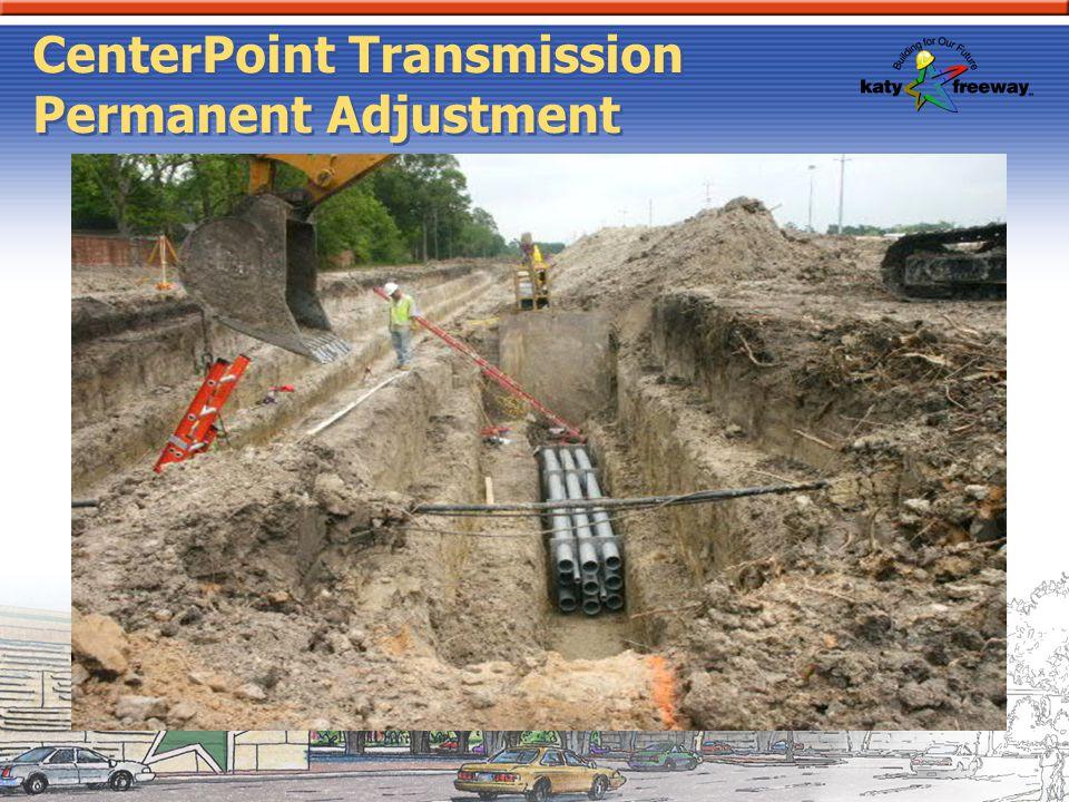 CenterPoint Transmission Permanent Adjustment