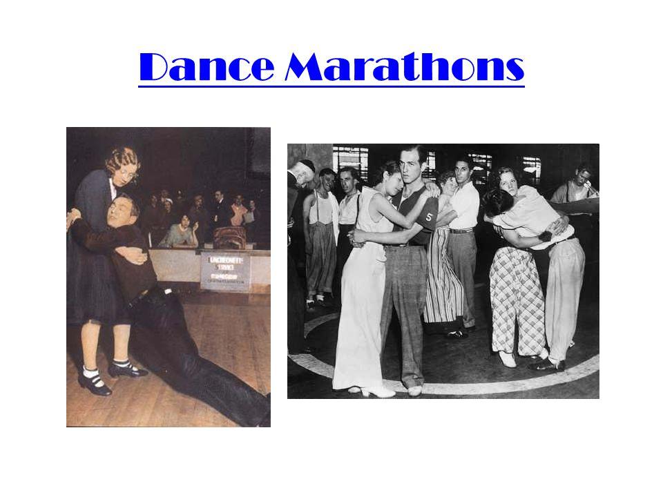 Dance Marathons