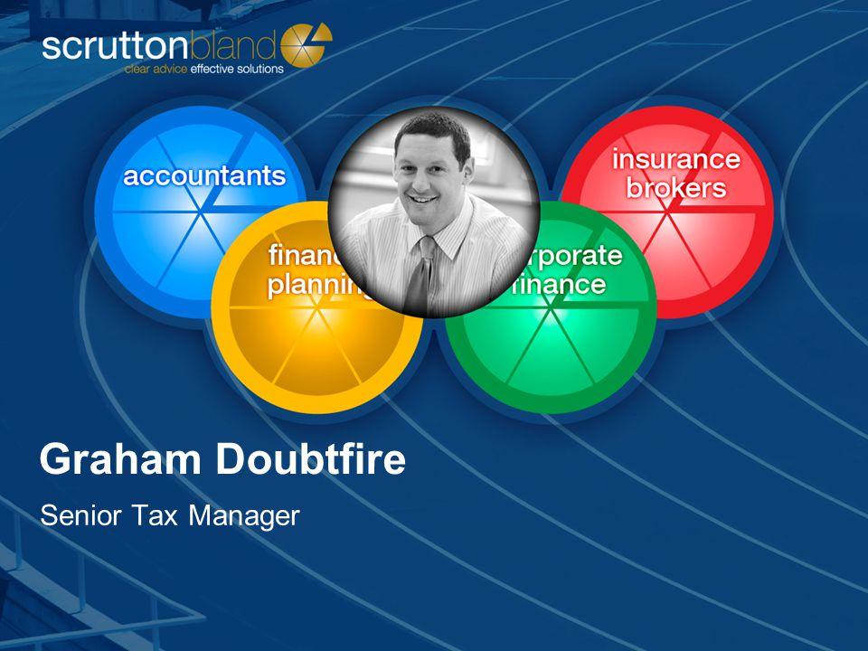Graham Doubtfire Senior Tax Manager