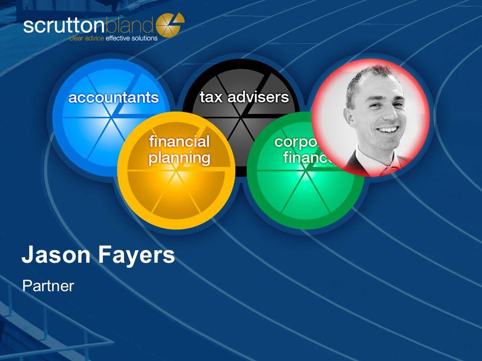 Jason Fayers Partner