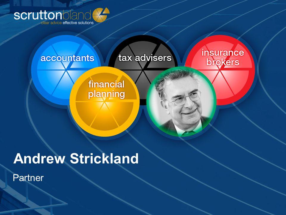 Andrew Strickland Partner