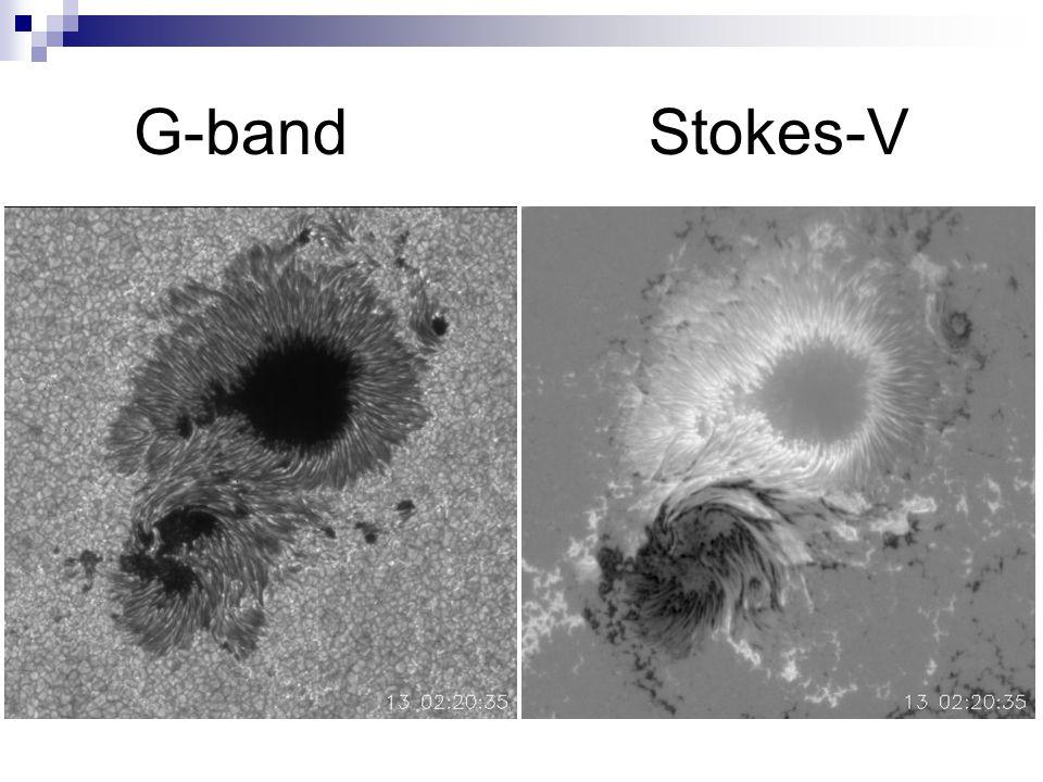 G-band Stokes-V