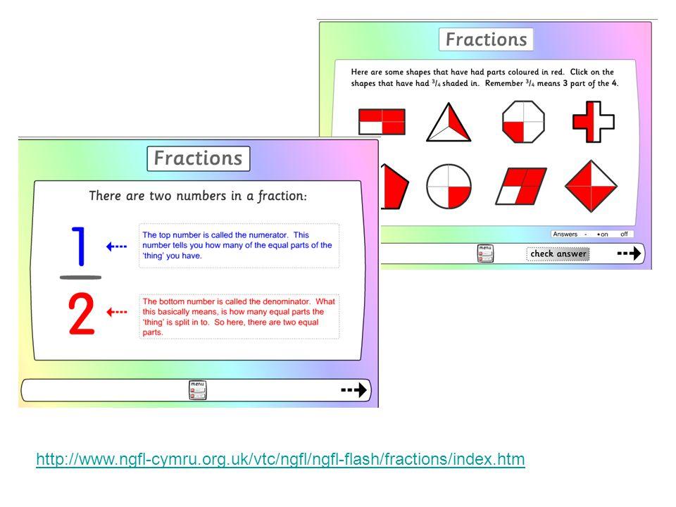 http://www.ngfl-cymru.org.uk/vtc/ngfl/ngfl-flash/fractions/index.htm