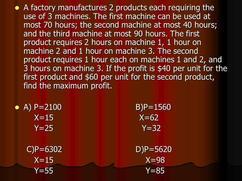 Four percent of the items coming off an assembly line are defective.