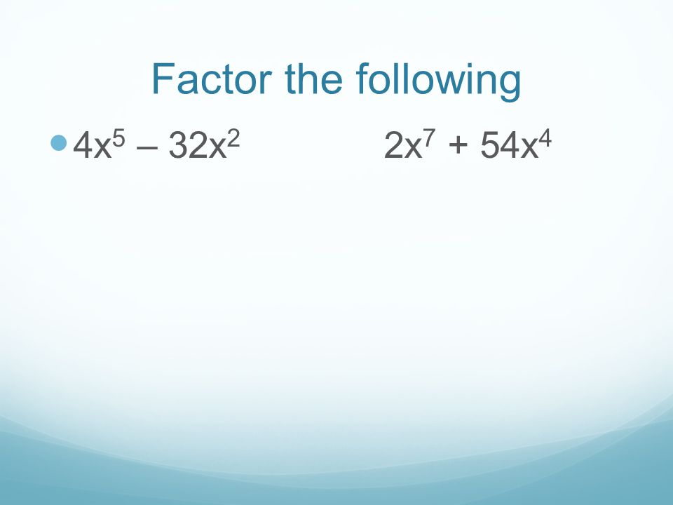 Factor theorem The expression x-a is a linear factor of a polynomial if and only if the value a is a zero of the related function.