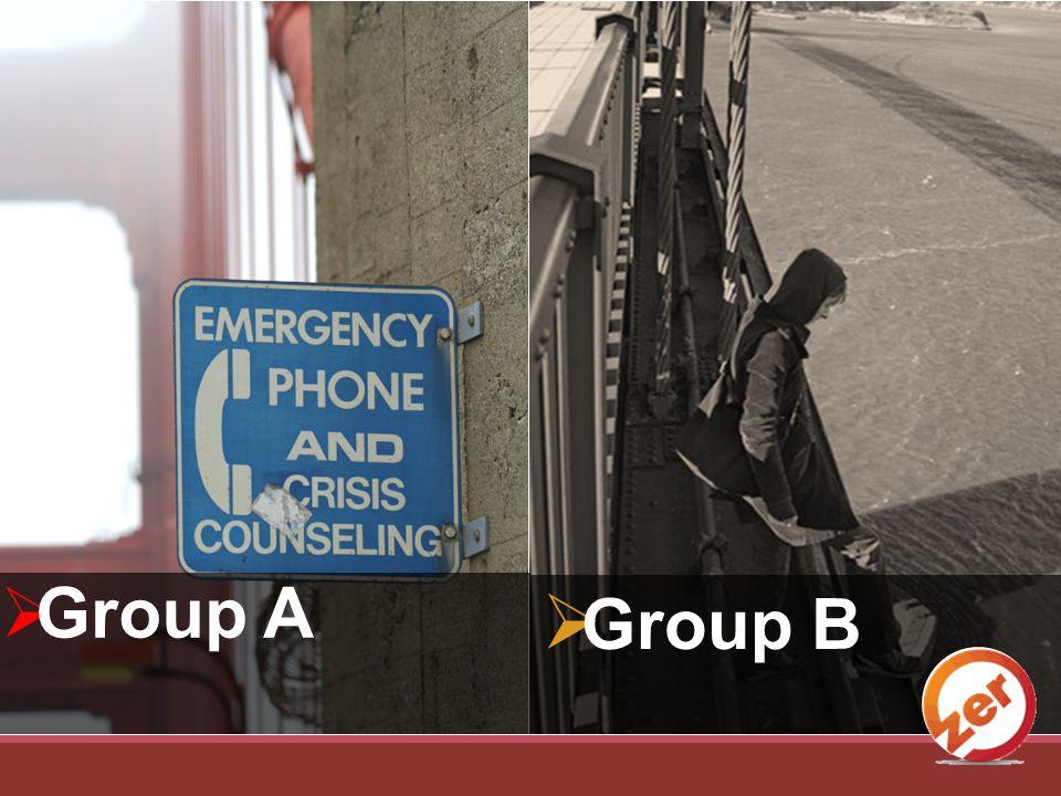  Group A  Group B