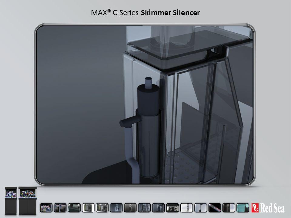 MAX® C-Series Skimmer Silencer
