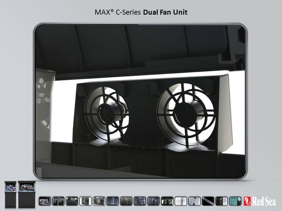 MAX® C-Series Dual Fan Unit