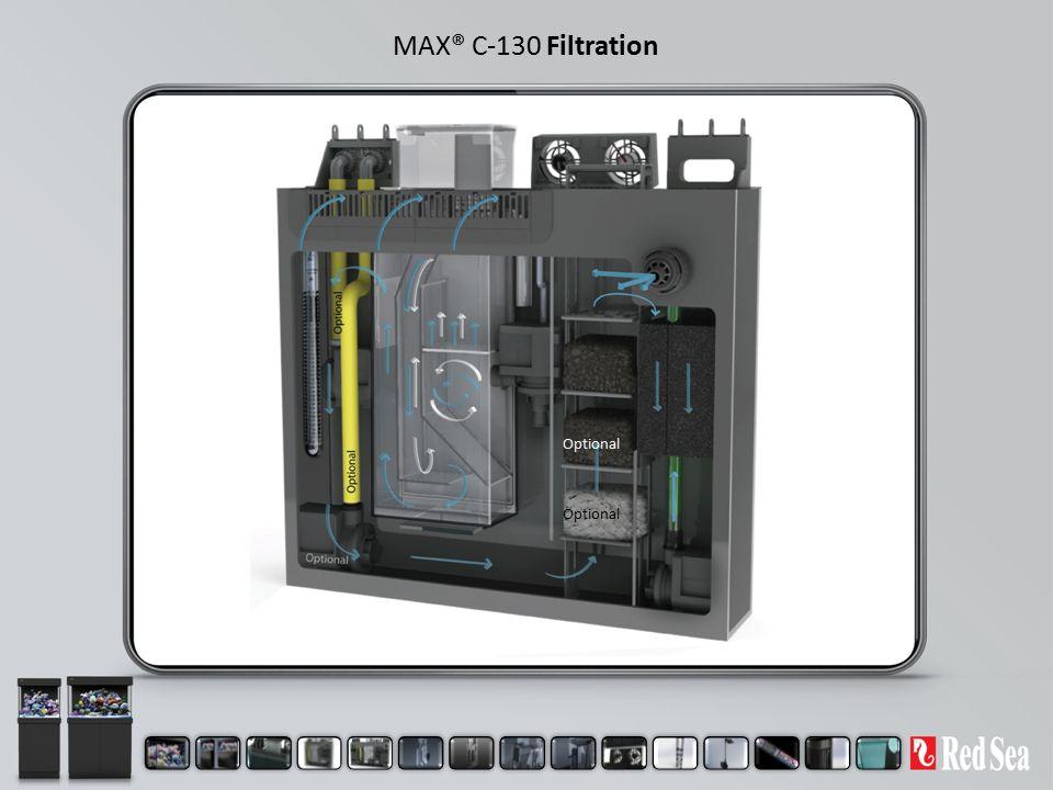 MAX® C-130 Filtration Optional