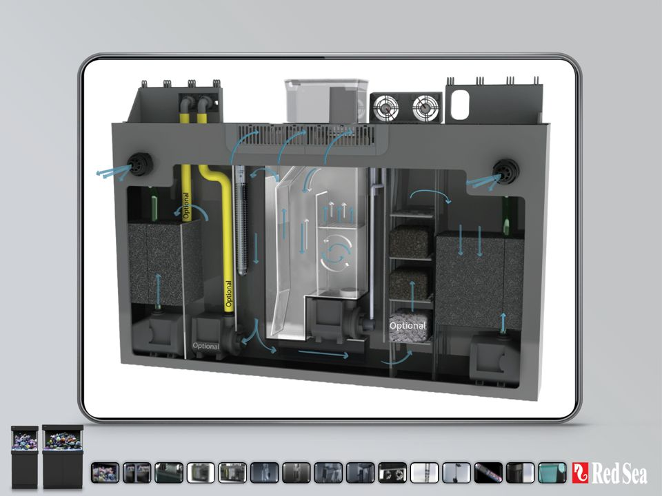 MAX® C-250 Filtration Optional