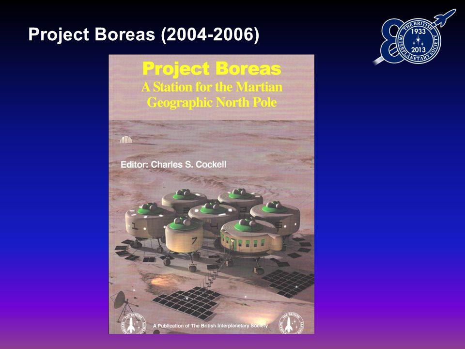 Project Boreas (2004-2006)