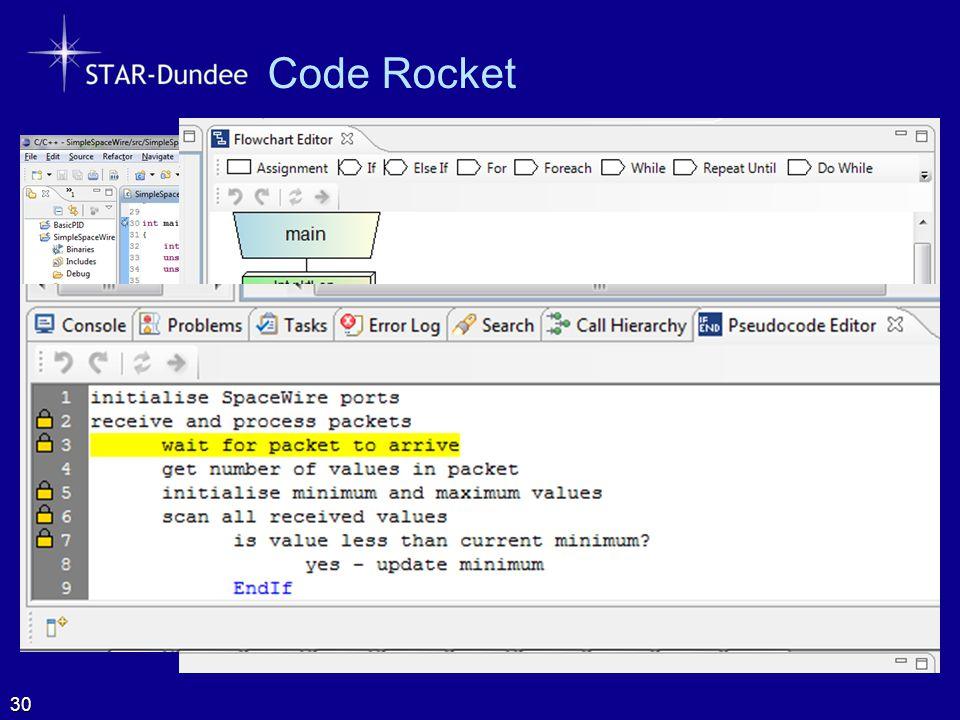 Code Rocket 30