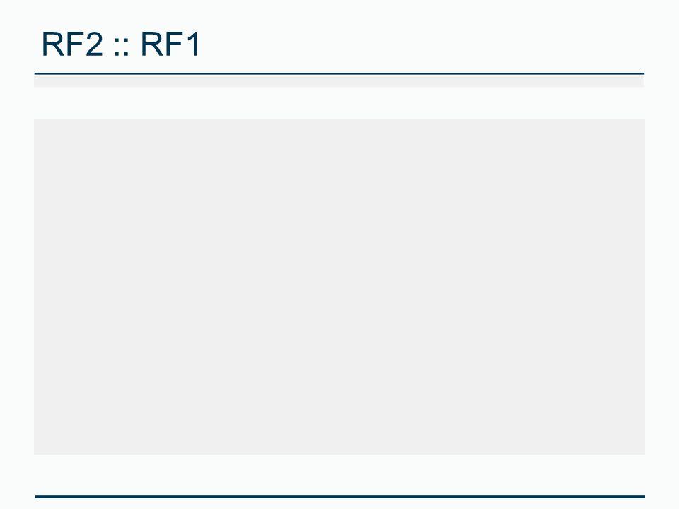 RF2 :: RF1