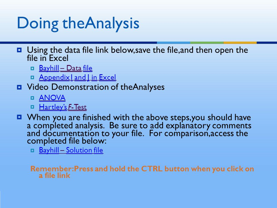  Using the data file link below,save the file,and then open the file in Excel  Bayhill Bayhill – Data file file Appendix Appendix I and J in Exce