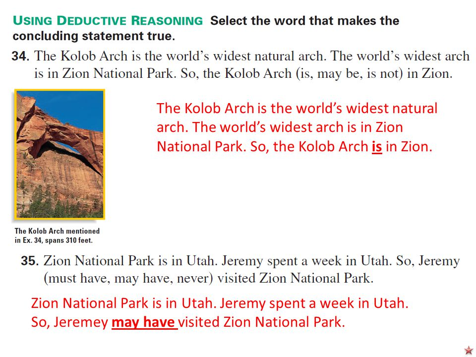 The Kolob Arch is the world's widest natural arch.