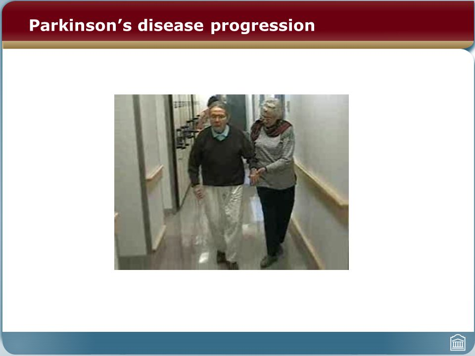 Parkinson's disease progression