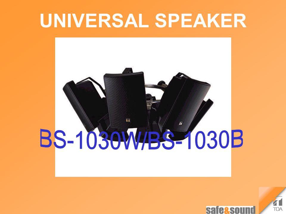 UNIVERSAL SPEAKER BS-1030B