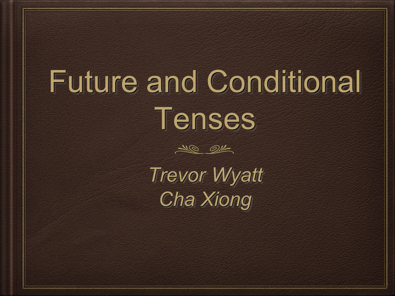 What is the future tense.The future tense is the action that will happen.